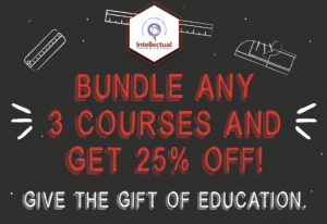 Bundle Any 3 Courses