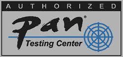 Pan Testing Center Logo