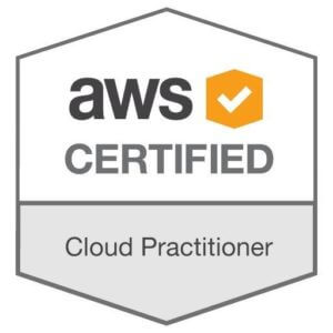 Amazon Web Services (AWS) Certified Cloud Practitioner
