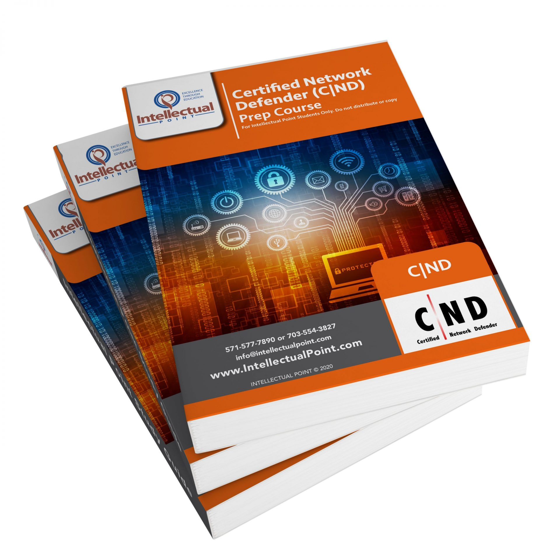 Certified Network Defender (CND) Study Guide