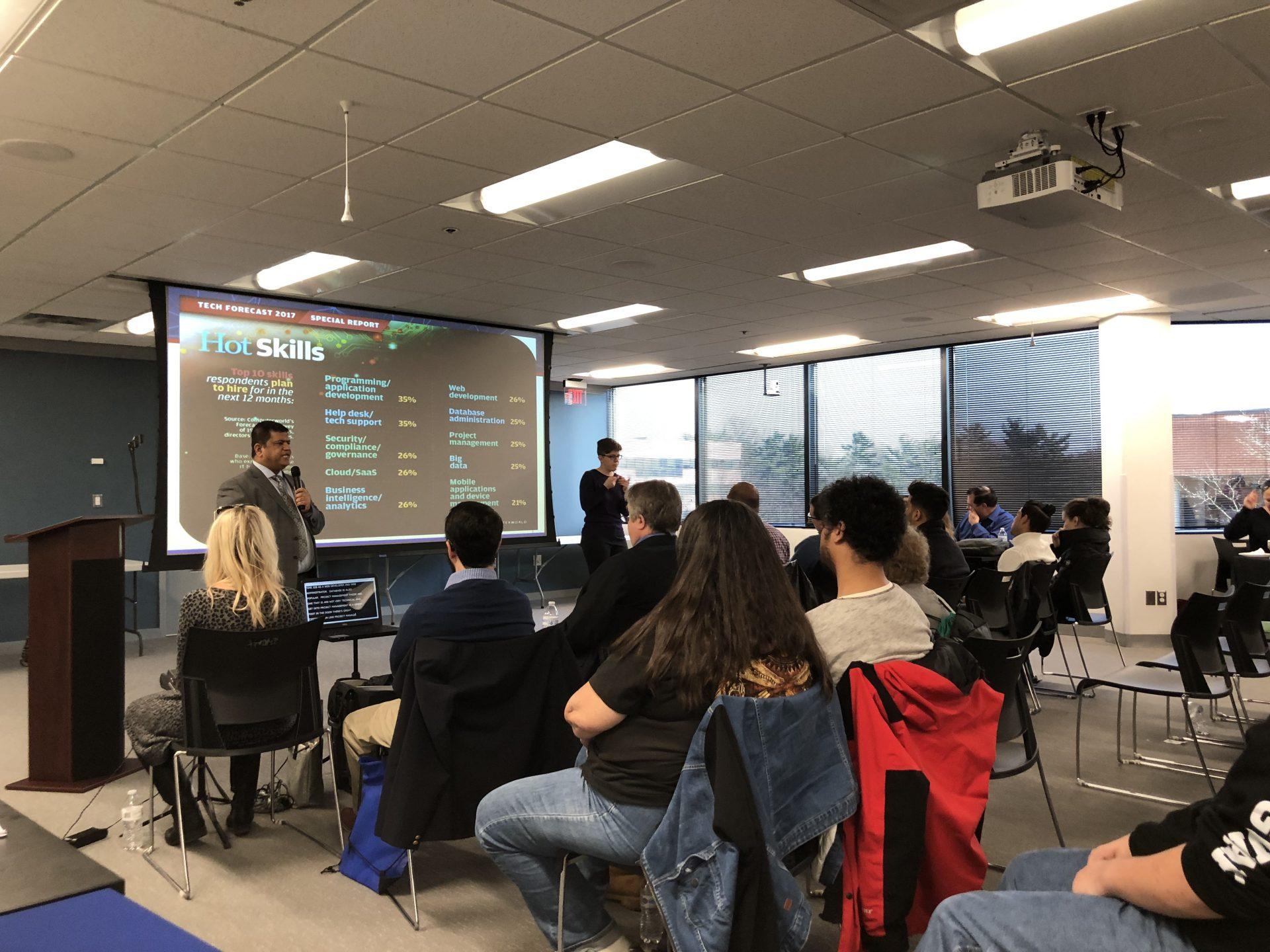 Prem's Presentation
