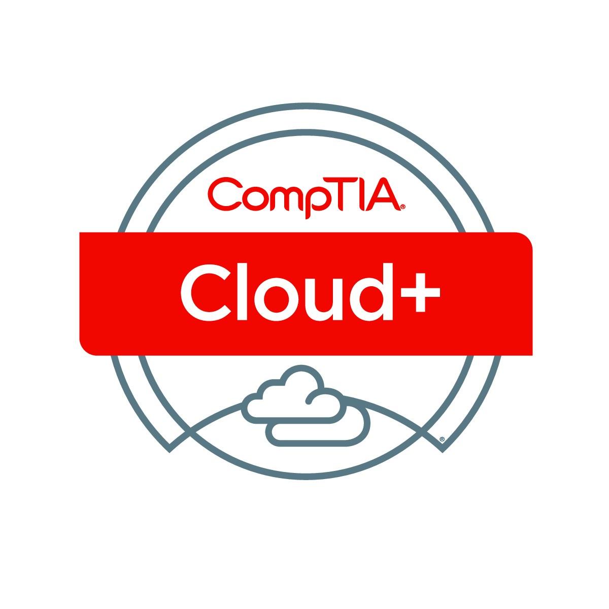 CompTIA Cloud Plus Logo