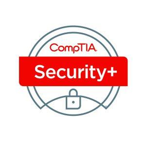 CompTIA Security+ Logo