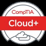 CompTIA Cloud+ Logo