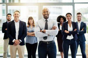 Team Business People