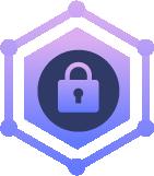 Purple Lock
