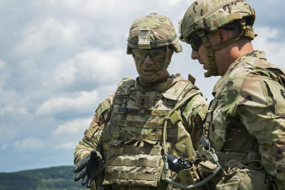 John L. Gronski, Major General (U.S. Army Retired)