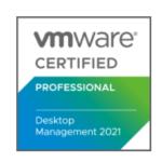 VMware VCP-DTM 2021