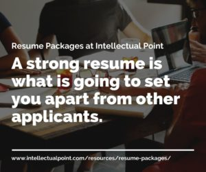 Resume Packages