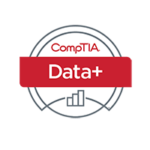 CompTIA Data+ Logo