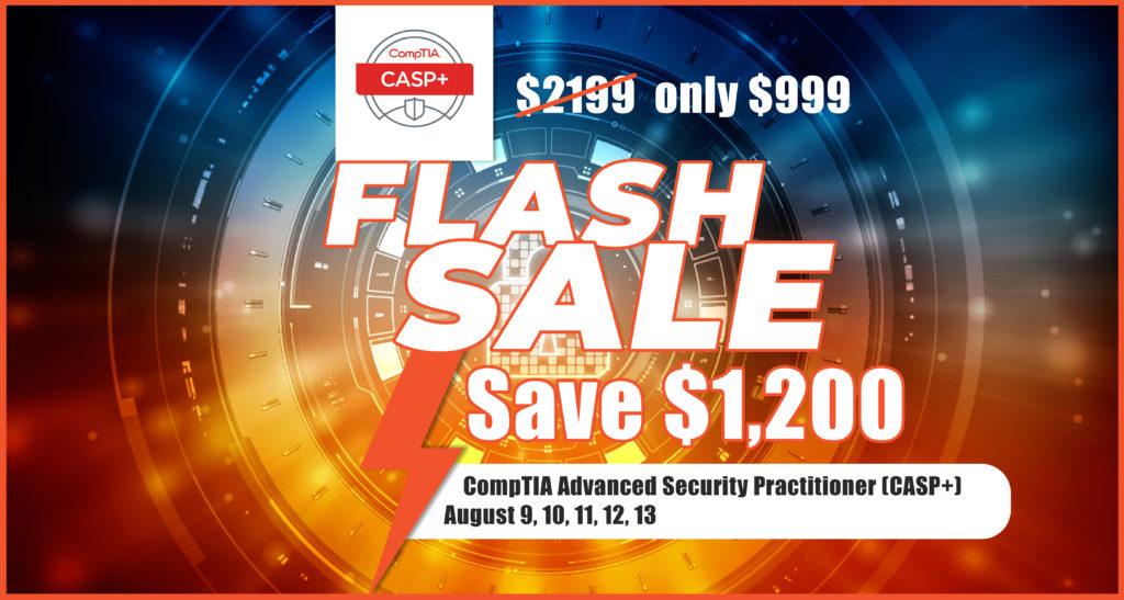Flash CASP sale