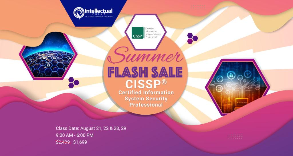 CISSP Flash Sale