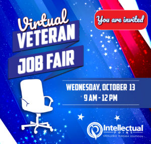 Virtual Veteran Job Fair