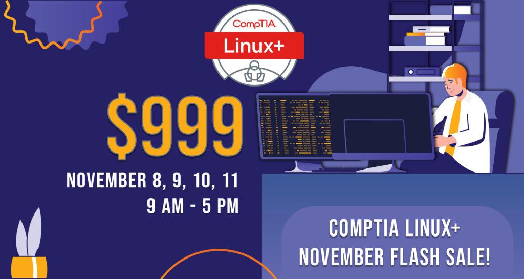 Linux Plus Deal